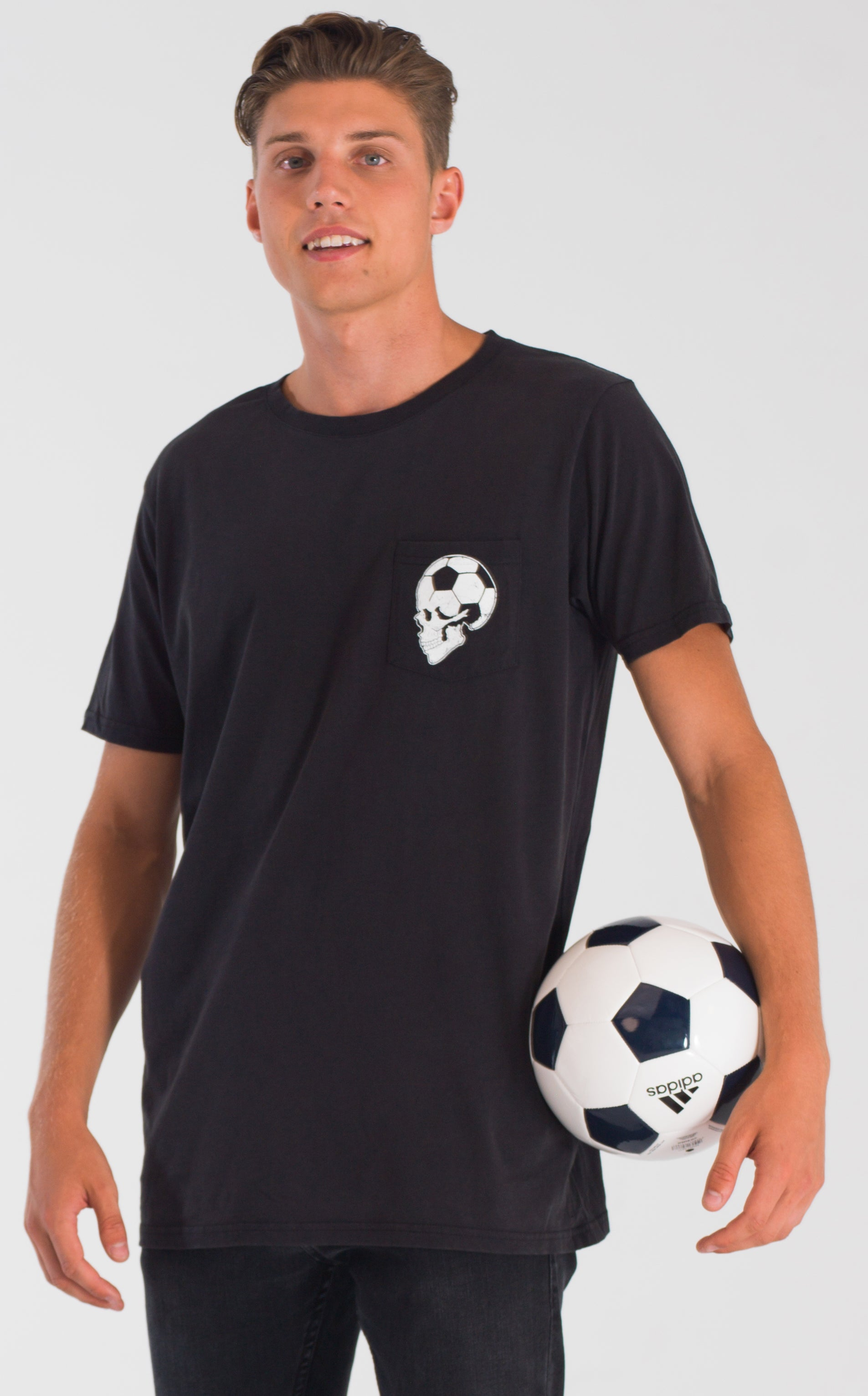 Football Brain T-shirt - Adults Unisex