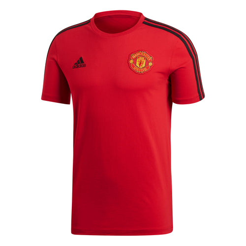 Manchester United 3 Stripes Tee