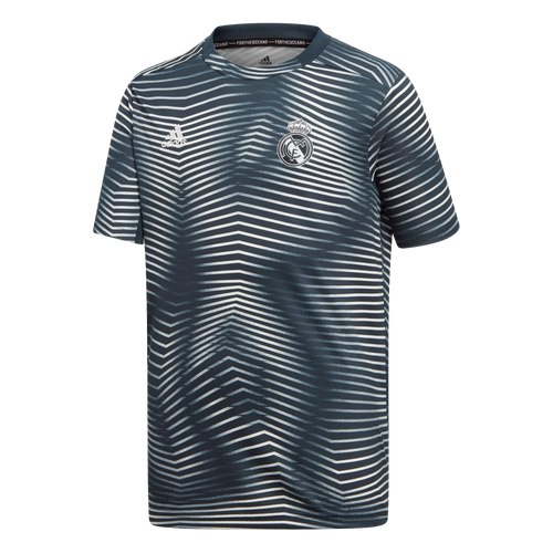 Real Madrid Pre Game Shirt - Youth