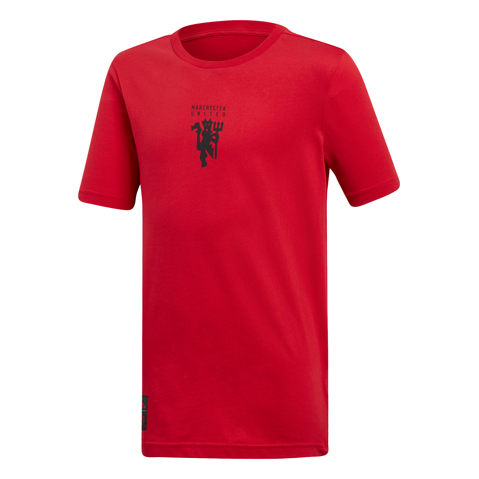 Manchester United Youth Graphic Tee