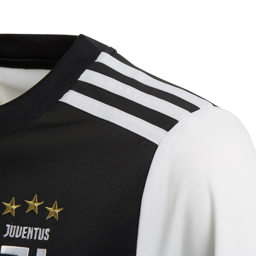 Juventus 19/20 Home Jersey - Youth