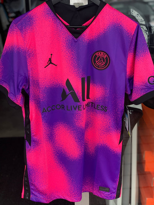 Nike PSG 4th Jersey - Adults sizing