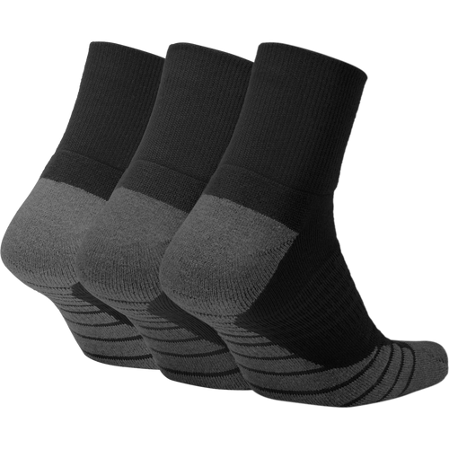 Nike Dry Cushioned Men's Quarter Sock - 3 pack