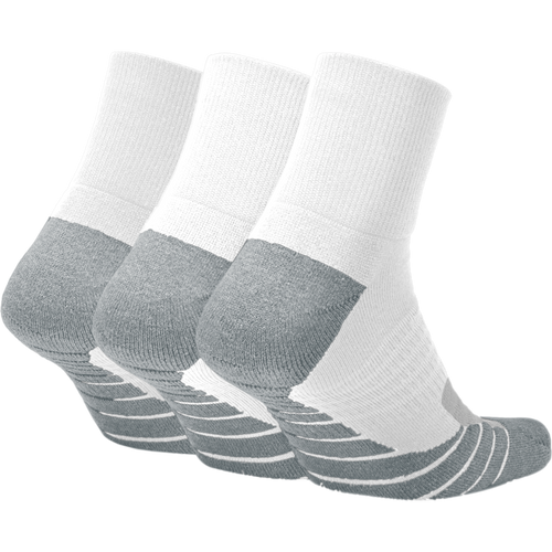 Nike Dry Cushioned quarter socks - 3 pack Dri-Fit