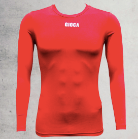 GIOCA Compression Top Red