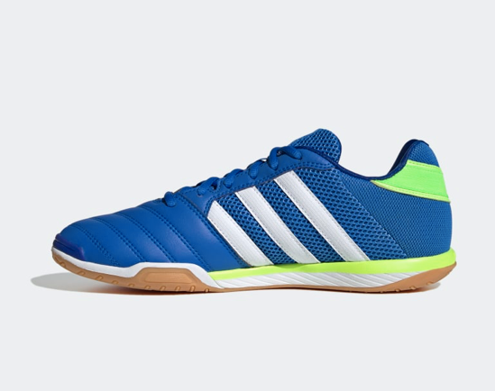 Adidas Top Sala Indoor / Futsal Boots - Blue Adult