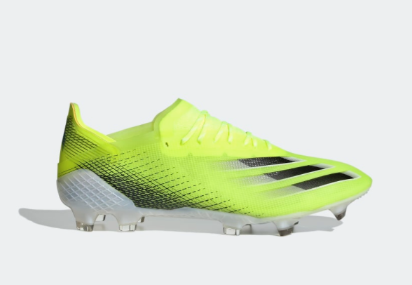 Adidas X Ghosted.1 FG Boots - Adults