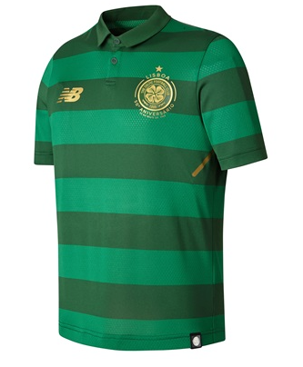 Celtic Mens Away SS Jersey