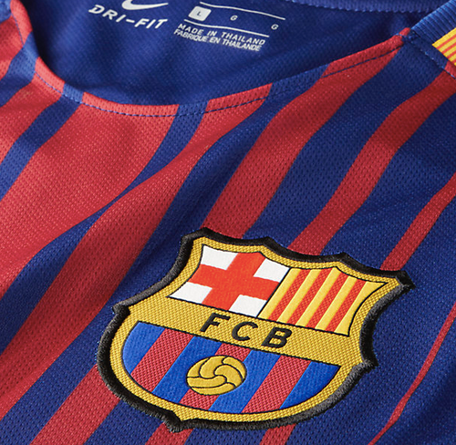 2017/18 FC BARCELONA STADIUM HOME (Adults)