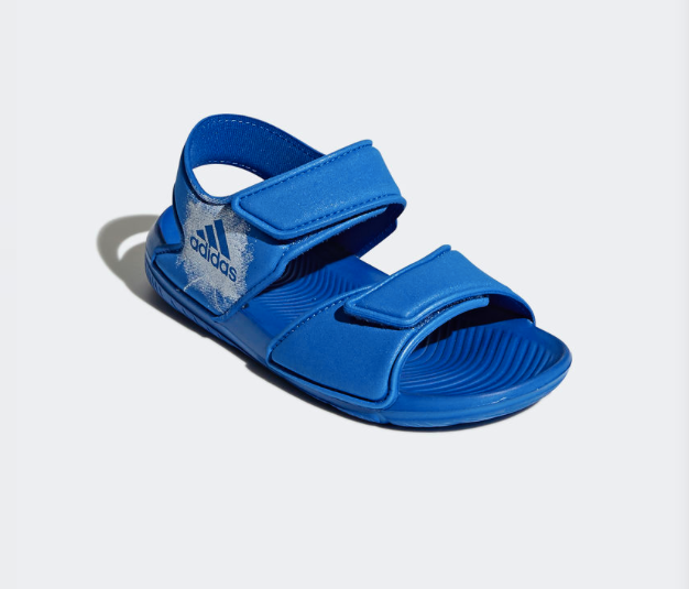 72b4e1a23723 Adidas ALTASWIM SANDALS – Juggles Football Culture