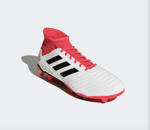 Adidas Predator 18.3 Firm Ground Boots - Adult