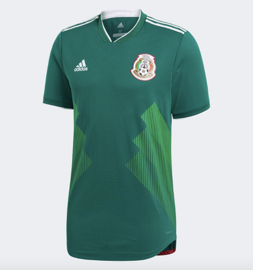 Adidas Mexico 2018 Home Shirt