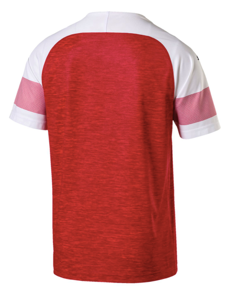 Puma - Arsenal Mens Short Sleeve 18/19 Home Jersey