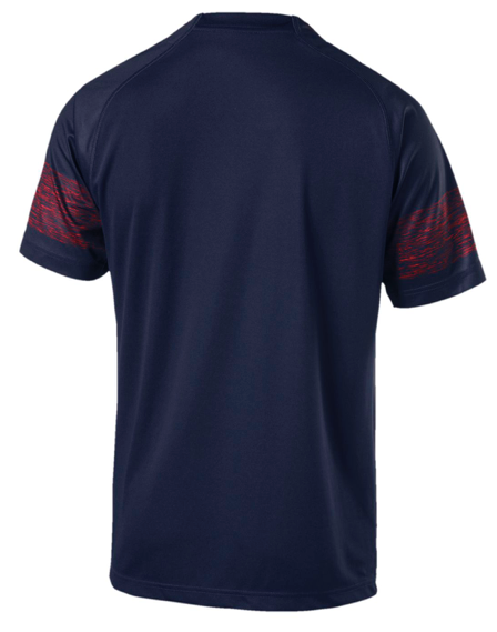Puma - Arsenal Mens Short Sleeve 18/19 Away Jersey