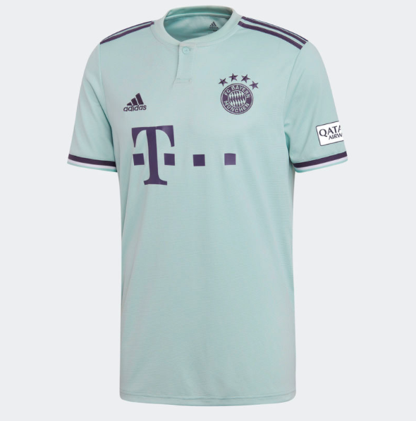 FC Bayern München 18/19 Away Jersey - Adult