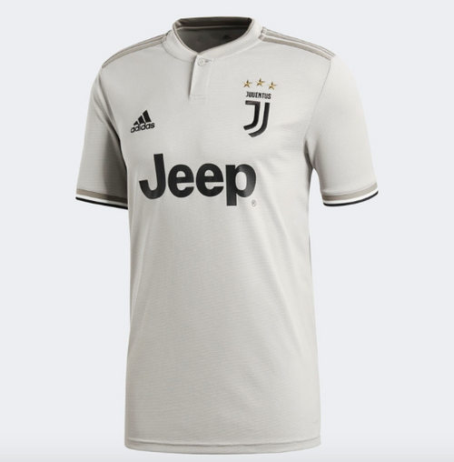 Juventus Away 18/19 Replica Jersey