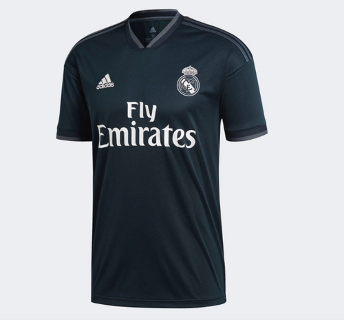 Real Madrid 18/19 Away Replica Jersey