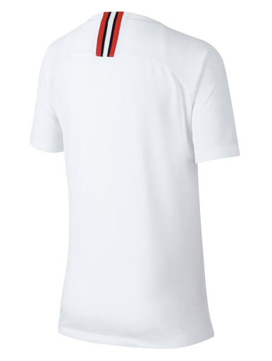 designer fashion 6fc63 60dd7 PSG x Jordan Youth Jersey - White
