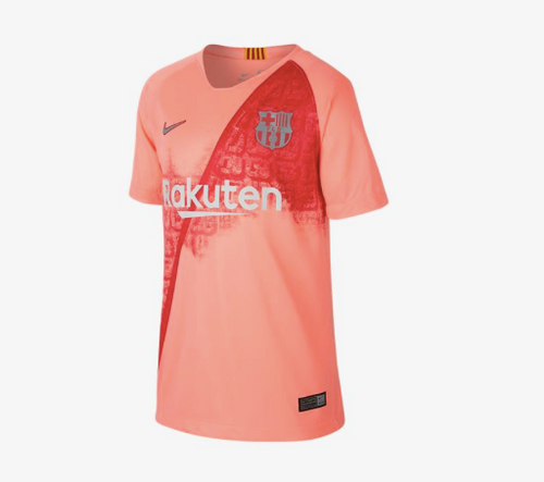 Barcelona 3rd 18/19 Jersey - Youth