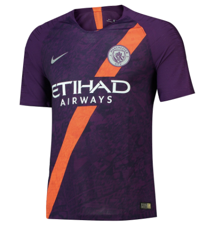 Manchester City  FC 18/19 Third jersey - Adult