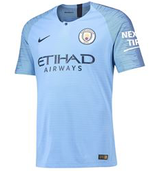 Manchester City FC 18/19 Home Jersey - Adult