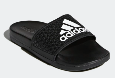 Adilette Cloudfoam Plus Kids Slides