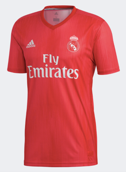 Real Madrid third jersey 18/19