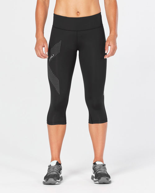 2XU Mid-Rise 3/4 Compression Tights - Women's