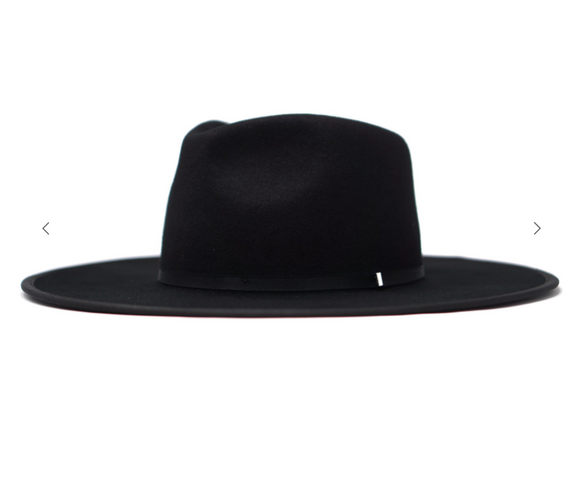 Billie Black Hat