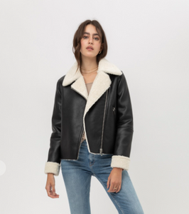 Courtney Sherpa Jacket