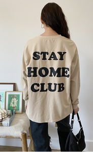 Stay Home Club T-Shirt
