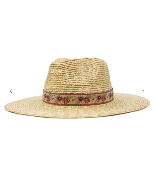 Boho Queen Rancher Hat