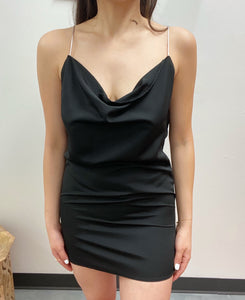 Salixa Slip Mini Dress