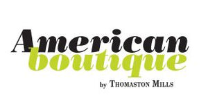 Introducing THOMASTON T300 AMERICAN BOUTIQUE COTTON SHEETS
