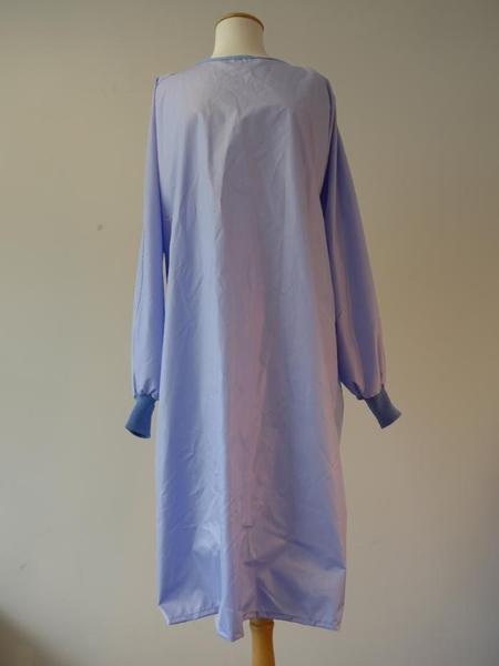 Microfibre Staff Protection Gown-Staff Apparel-Surgical-Health Care