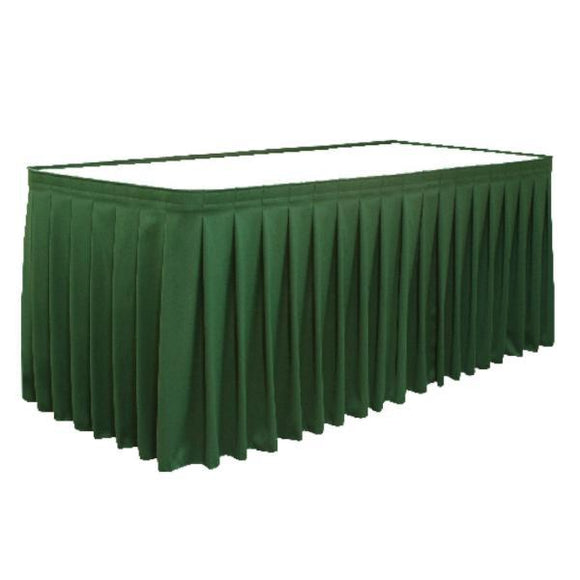 Accordian Pleat-Tableskirting & Accessories-Food Service