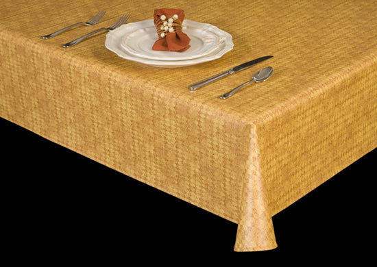 6100 Series Vinyl-Americo Vinyl Table Cloths-Table Linens & Placemats-Food Service