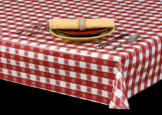Americo Vinyl Table Cloths-Table Linens & Placemats-Food Service