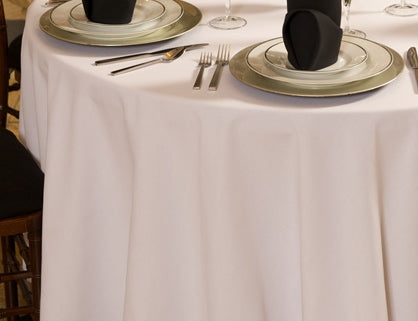 Liberty Spun Polyester-Fabric Tablecloths & Placemats-Table Linens & Placemats-Food Service