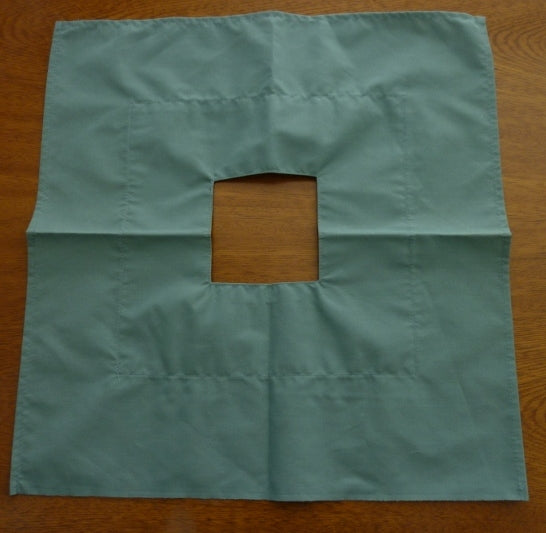 Fenestrated Drapes-Wrappers & Drapes-Surgical-Health Care