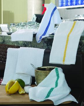 Cotton Terry Barwipes-Tea Towels & Dish Cloths-Kitchen-Food Service