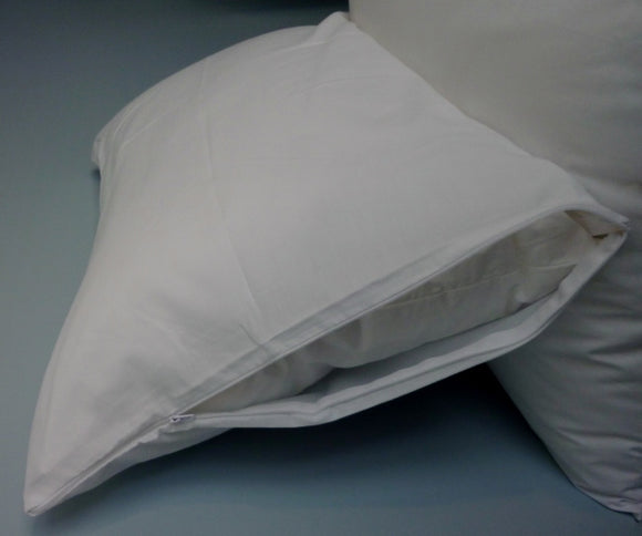 T200 Zippered Style-Pillow Protectors-Bedroom-Hospitality