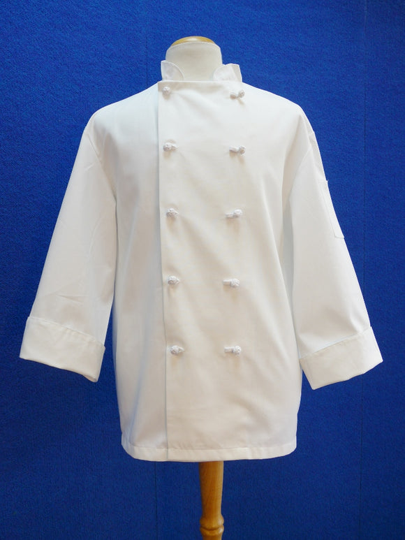 G-style 721 chef coat knot buttons