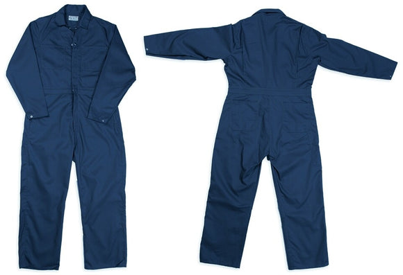 G-865 Coveralls in Postman Blue