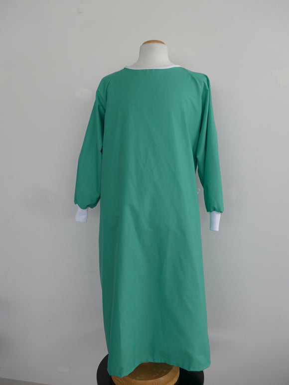 Isolation Gown, Jade