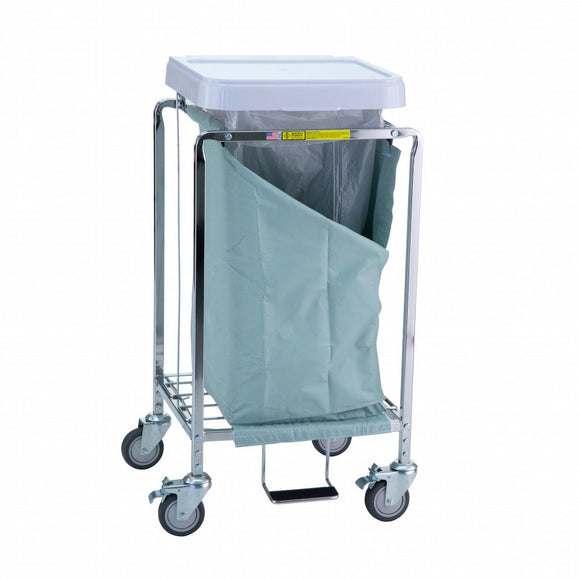 RB Wire 672NB Single Deluxe Easy Access Hamper Stand