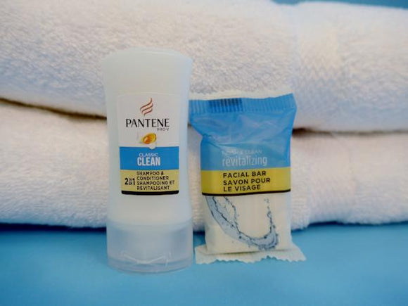 Personal Care Hotel Amenities