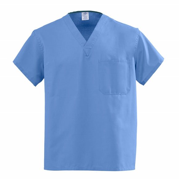 Scrub Tops - Ciel Blue (2XL)
