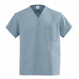Medline scrubs-Angelstat Scrub Top Misty Green