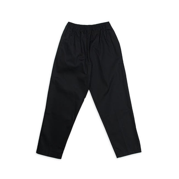 chef pants-Black Rugby Pant